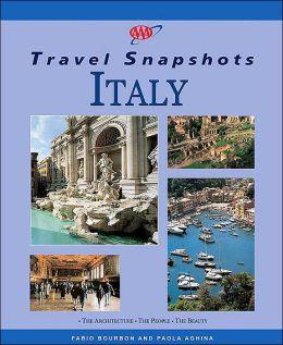 AAA Travel Snapshots: Italy