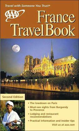 AAA France Travelbook