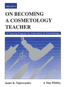 On Becoming a Cosmetology Teacher