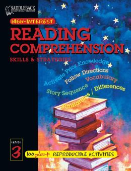 Reading Comprehension Skills and Strategies Level 3