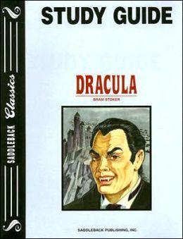 Dracula: Study Guide (Saddleback Classics)