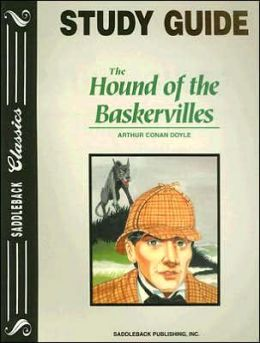 The Hound of the Baskervilles Study Guide (Saddleback Classics Series)