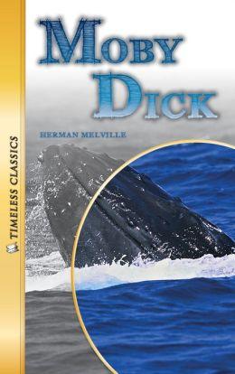 Moby Dick (Saddleback Classics Series)