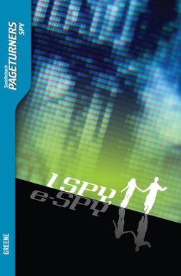 I Spy E Spy Read-Along-Pageturners