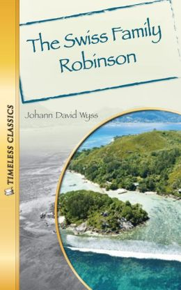 Swiss Family Robinson with Paperback Book(S)