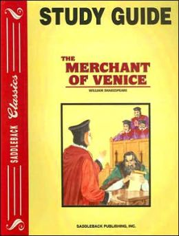 The Merchant of Venice Study Guide (Saddleback Classics Series)
