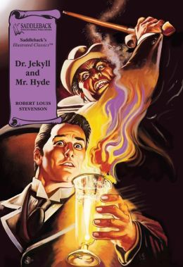 Dr. Jekyll and Mr. Hyde Illustrated Classics-Book