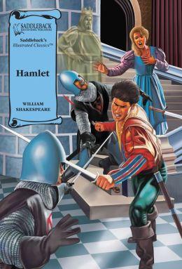Hamlet- Graphic Shakespeare-Book