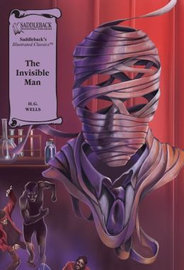 The Invisible Man-Illustrated Classics-Read Along