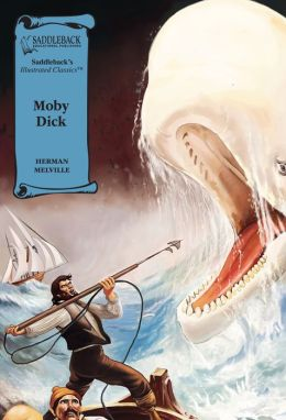 Moby Dick (Saddleback's Illustrated Classics Series)
