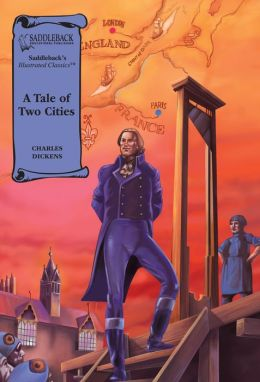 A Tale of Two Cities-Illustrated Classics-Book