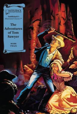Tom Sawyer-Illustrated Classics-Book