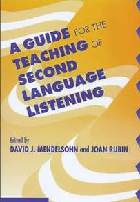 Guide For 2Nd Language Listening