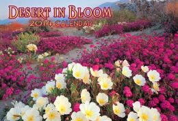 2014 Desert in Bloom Pocket Calendar