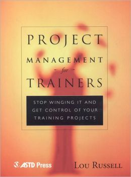 Project Management for Trainers: Stop