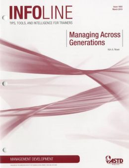 Managing Across Generations