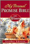 My Personal Promise Bible for Women