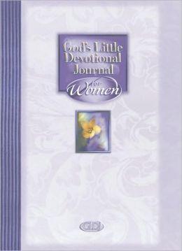 God's Little Devotional Journal for Women