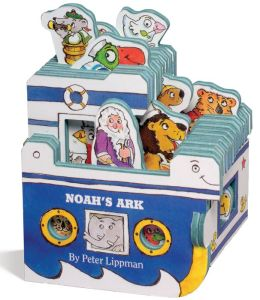Noah's Ark: Mini House Book (Mini House Book Series)