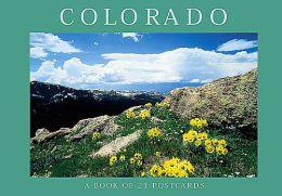 Colorado: A Book of 30 Postcards
