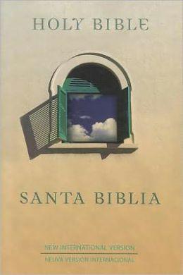 NVI / NIV Spanish/English Bible - Paperback