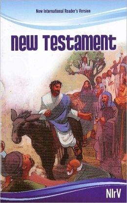 NIrV Children's New Testament