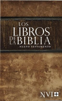 NVI Books of the Bible New Testament: Los Libros de la Biblia Nuevo Testamento