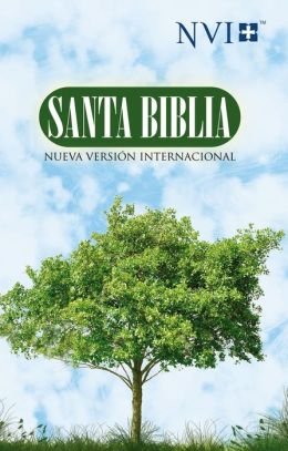 NVI Spanish Bible - Tree: Low Cost Outreach Edition