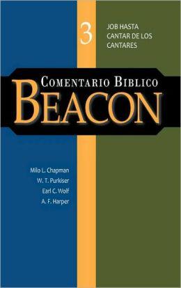 COMENTARIO BIBLICO BEACON TOMO 3