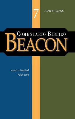 COMENTARIO BIBLICO BEACON TOMO 7