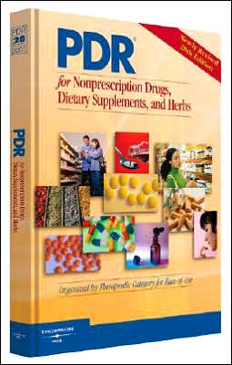 PDR for Nonprescription Drugs, Dietary Supplements and Herbs, 2007