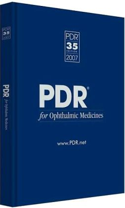 PDR for Ophthalmic Medicines 2007
