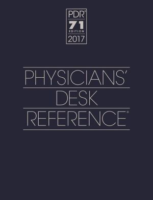 2017 Physicians' Desk Reference 71st Edition