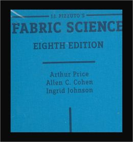 Fabric Science 8th Edition