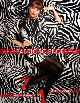 Fabric Science 9/E - Hard Cover
