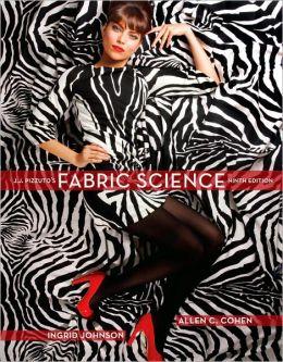 Fabric Science 9/E - Hard Cover