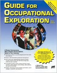 Guide for Occupational Exploration 2001 Edition
