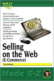Selling on the Web Made E-Z