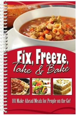 Fix, Freeze, Take and Bake