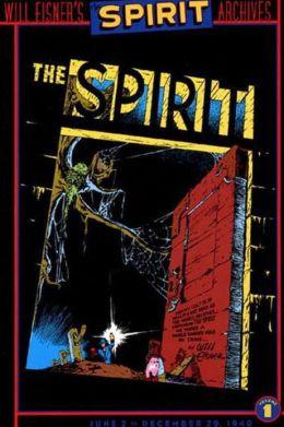 The Spirit Archives, Volume 1