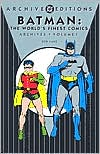 Batman in World's Finest Archives, Volume One
