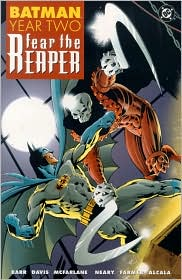 Batman: Year Two: Fear the Reaper