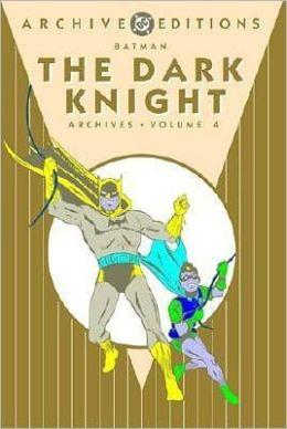 Batman: The Dark Knight Archives, Volume 4