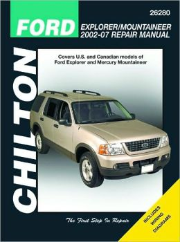 Ford Explorer Mountaineer 2002-07