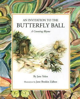 An Invitation to the Butterfly Ball: A Counting Rhyme