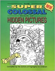 The Super Colossal Book of Hidden Pictures