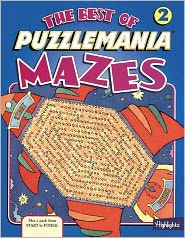 The Best of Puzzlemania Mazes 2