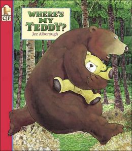 Where's My Teddy? (Candlewick Press Big Books Series)