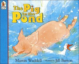 The Pig in the Pond (Candlewick Press Big Books Series)
