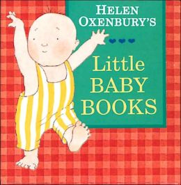 Helen Oxenbury's Little Baby Books Boxed Set: I Can/I Hear/I See/I Touch
